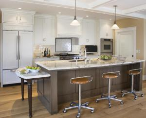 e kitchen island